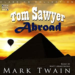 Tom Sawyer Abroad | [Mark Twain]