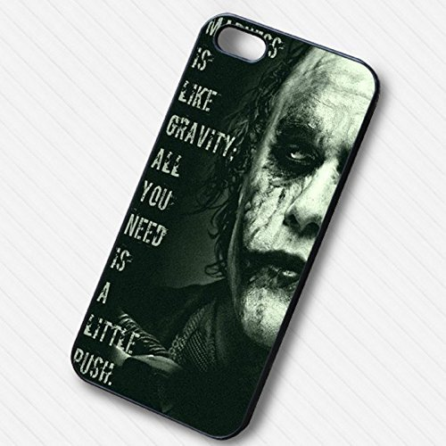 Madness Joker Quotes for Cover Iphone 6 and Cover Iphone 6s Case A6Q5YC