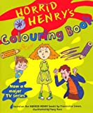 Francesca Simon Horrid Henry's Colouring Book: Bk. 5