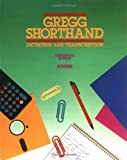 img - for Gregg Shorthand: Dictation and Transcription book / textbook / text book
