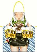 Bavarian Oktoberfest Apron - Female Dirndl by Oktoberfest Haus