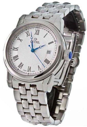 GV2 BY GEVRIL PARK SWISS AUTOMATIC WATCH 2503