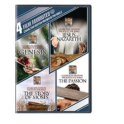 4 Film Favorites: Charlton Heston Presents Bible