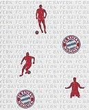 FC Bayern Munich Münchnen Wallpaper Mural