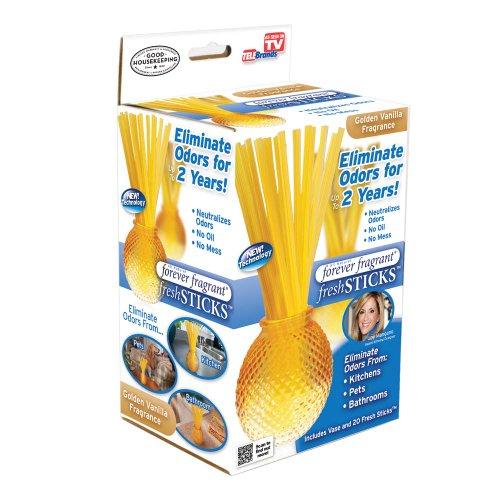 As Seen On TV FRESH STICKS Golden Vanilla