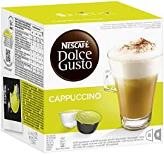 Nescafé Dolce Gusto Cappuccino, 3er Pack (48 Kapseln)
