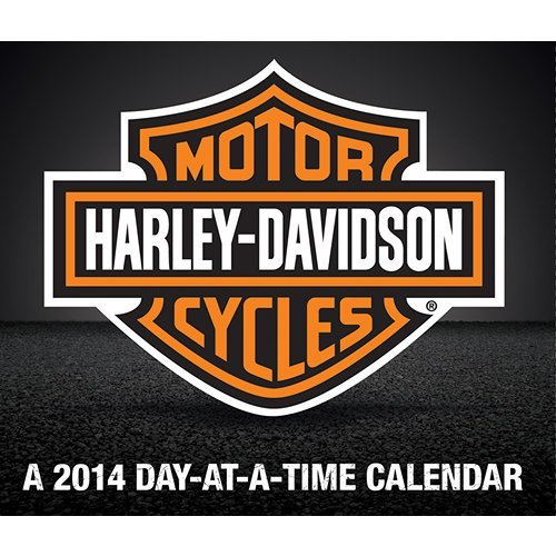 Harley-Davidson - 2014 Day-at-a-Time Calendar