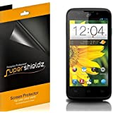 [6-Pack] SUPERSHIELDZ- Anti-Glare & Anti-Fingerprint (Matte) Screen Protector Shield For ZTE Majesty (Straight Talk ,Net10) + With Lifetime Replacements Warranty [6 Pack]- Retail Packaging