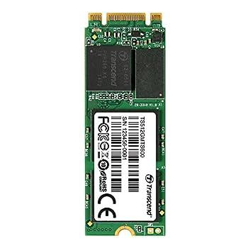 Transcend SSD M.2 2260  512GB  SATA III 6Gb/s  TS512GMTS600