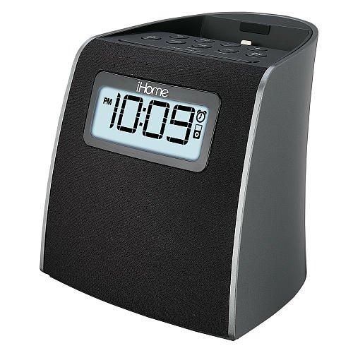 iHome iPL22GC Lightning Clock Radio for iPhone/iPod ipod clock radio