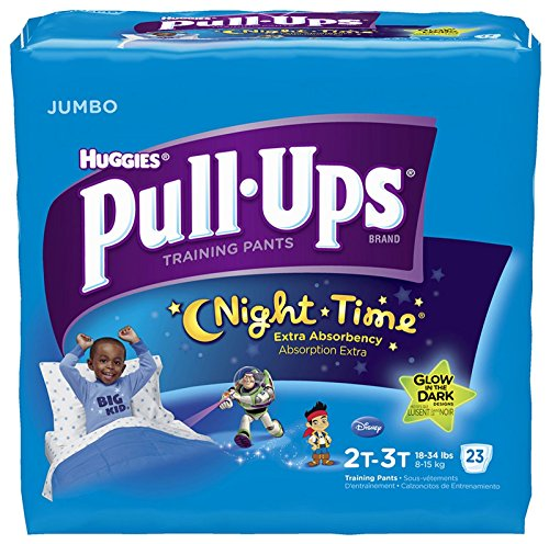 Huggies Pull-Ups Training Pants - Nighttime -