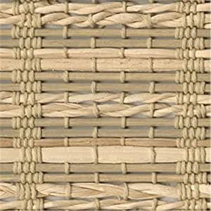 Bali shades blinds sliding panels woven wood material ridge dune t5966 window - Woven wood wall panels ...