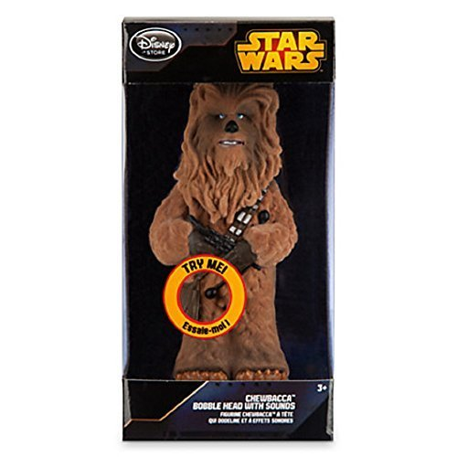 Star-Wars-Chewbacca-Bobblehead-action-figure-with-sound