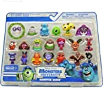 Disney Pixar Monsters University Monster Minis Exclusive