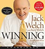img - for Winning Low Price CD by Welch, Jack Published by HarperAudio Unabridged edition (2012) Audio CD book / textbook / text book