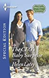 The CEO's Baby Surprise (The Prestons of Crystal Point)