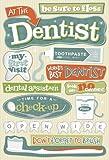 Karen Foster Design Acid and Lignin Free Scrapbooking Sticker Sheet, At The Dentist