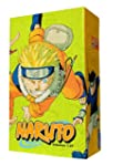 Naruto Box Set 1: Volumes 1-27 with P...