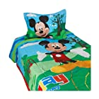 Disney Mickey Mouse Clubhouse Twin Size Comforter