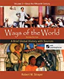 img - for Ways of the World: A Brief Global History with Sources, Volume 2 book / textbook / text book