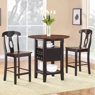 Round Storage Table Table Top Wine Storage