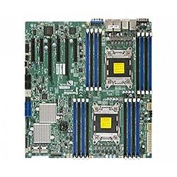 Supermicro X9DRE-LN4F-O Dual LGA2011/ Intel C602/ DDR3/ SATA3/ V&4GbE/ EATX Server Motherboard
