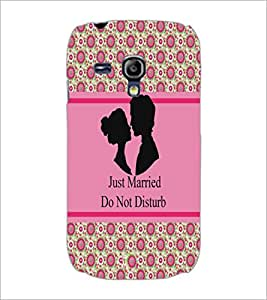 PrintDhaba Quote D-3830 Back Case Cover for SAMSUNG GALAXY S3 MINI (Multi-Coloured)