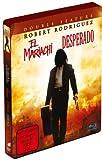 Image de Desperado & El Mariachi-Steelbook [Blu-ray] [Import allemand]