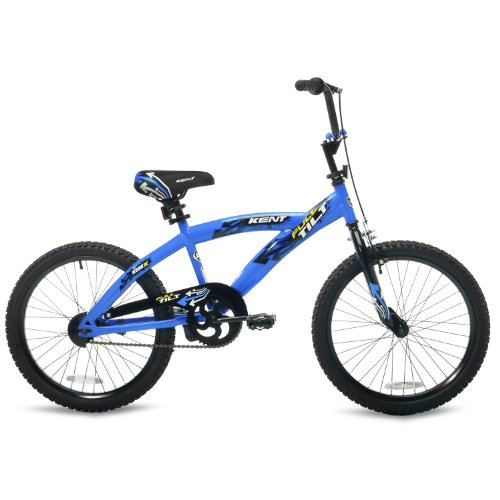 Kent Full Tilt Boys Bike (20-Inch Wheels), Blue/Black