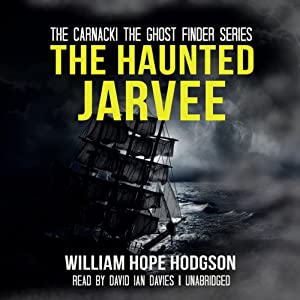 The Haunted Jarvee Audiobook