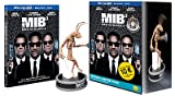 Men in Black III - Blu-Ray 3D + Blu-Ray 2D + DVD + Figurine