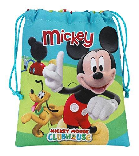 Mickey Mouse - Saquito merienda multicolor (Safta 811639237)
