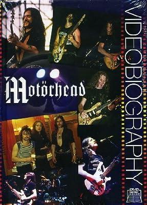 Motörhead - Videobiography (+ Buch) [2 DVDs]