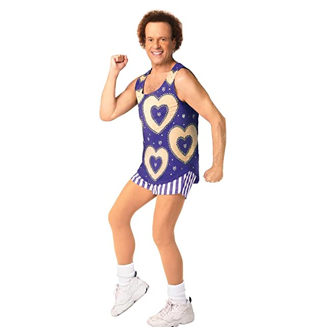richard simmons project hope An icon during the golden age of infomercials in the 80s and 90s, flamboyant fitness guru and avid barbie doll collector richard simmons returns with project hope.
