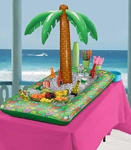 Amazon.com: Amscan Party Perfect Hawaiian Luau Inflatable