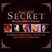 The Secret: Teachers Recorded Live   [Bob Proctor, Jack Canfield, Lisa Nichols, John Assaraf]