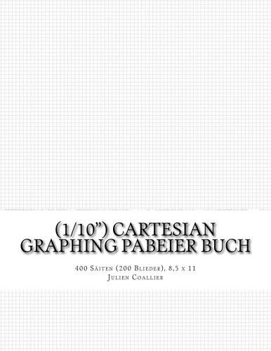 1-10-cartesian-graphing-pabeier-buch-400-saiten-200-blieder-85-x-11