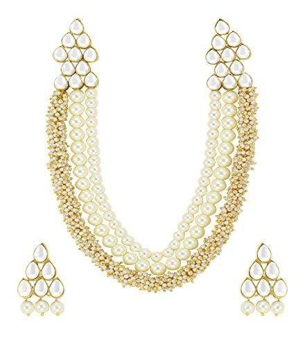 Zaveri-Pearls-Beautiful-Pearl-Kundan-Necklace-Set-ZPFK4788