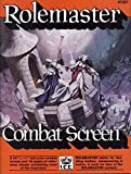 img - for Rolemaster Combat Screen (Rolemaster 2nd Edition Game Rules, Advanced Fantasy Role Playing) book / textbook / text book