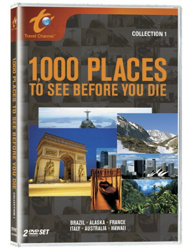 1,000 Places To See Before You Die: Collection 1