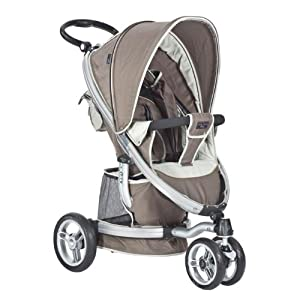 Valco Baby Ion Single Stroller - Almond
