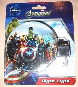 Marvel avengers night light baby - Avenger nightlights ...