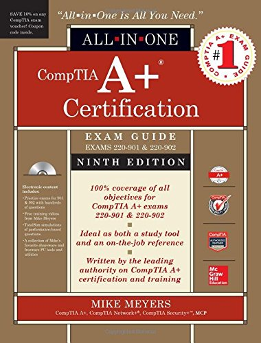comptia a+ certification all in one exam guide pdf