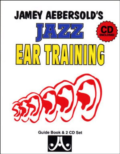 Jamey Aebersold's Jazz Ear Training (Book & 2-CD Set) PDF