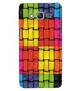 ColourCraft Beautiful Pattern Design Back Case Cover for SAMSUNG GALAXY GRAND PRIME DUOS TV G530BT