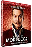 Charlie Mortdecai [Blu-ray]