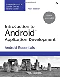 Introduction to Android Application Development: Android Essentials (5th Edition) (Developers Library)