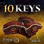 10 Treasure Hunter Keys: RuneScape [I...