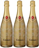 Codorniu Brut Non Vintage Barcelona Design Cava 75 cl (Case of 3)