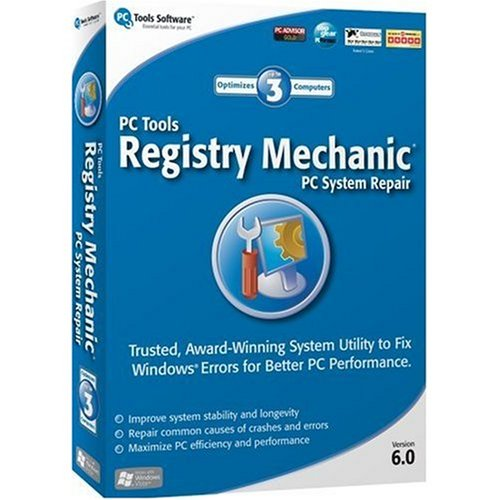 PC Tools Registry Mechanic 6.0